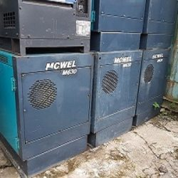 mcwel machine