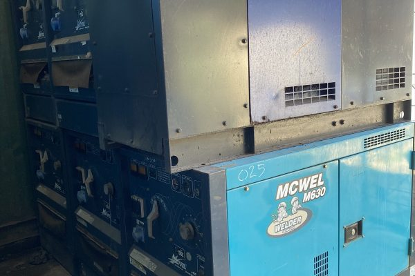 Constant current welding MCWEL M630