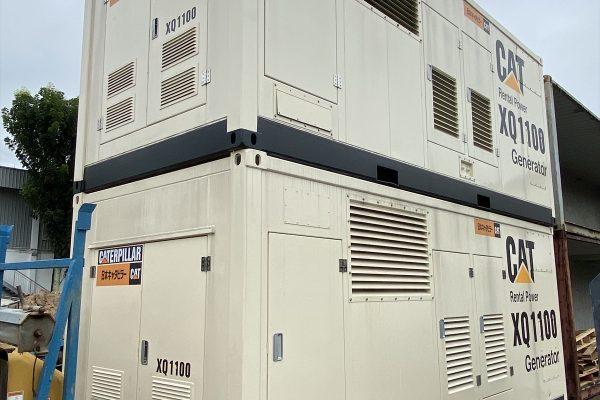 Genset CAT 1000 kVA XQ1100