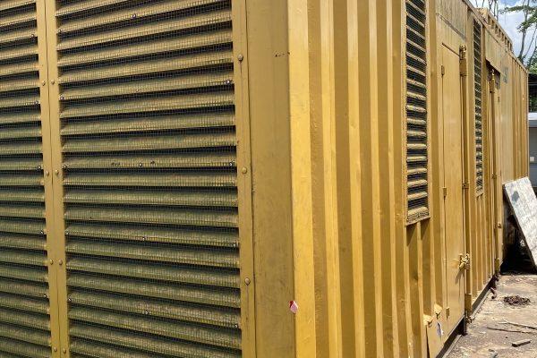 Genset CATERPILLAR 1500 kVA