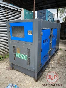 Rental Sell Genset Cummins 100 kVA