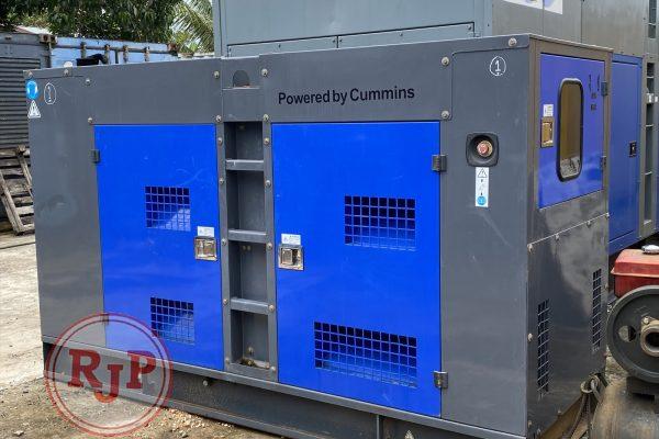 Rental Genset Cummins 150 kVA Daerah Balikpapan