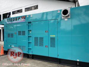 Genset Industrial Denyo 1100SP