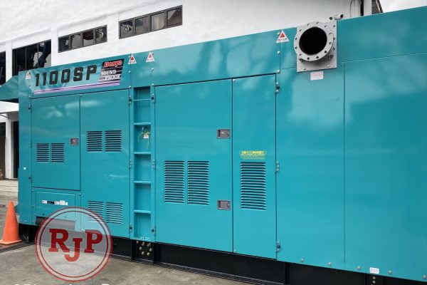 Genset Industrial Denyo 1100SP