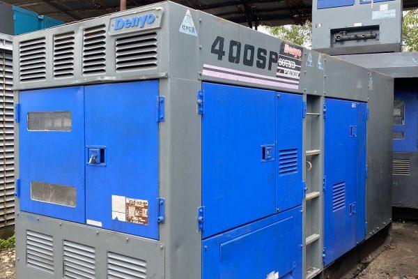 Genset Denyo 400 kVA