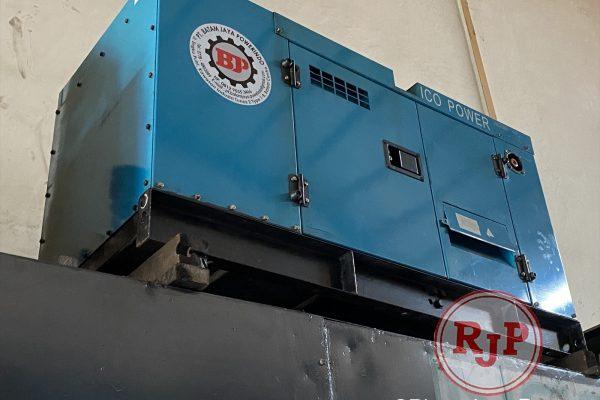 Genset Baru Bekas ICO POWER 100 kVA