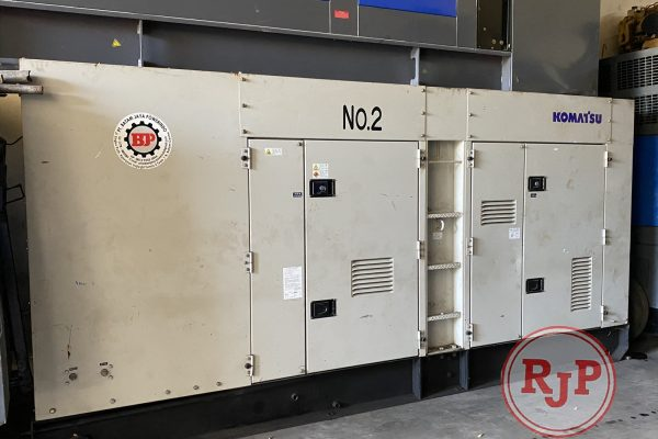 Genset Komatsu 360 kVA 60 hz