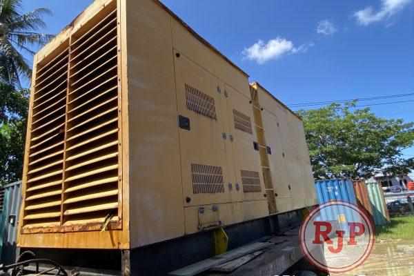 Rental Genset Perkins 500 kVA Balikpapan