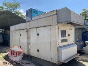 Rental Genset Komatsu 725 kVA Kalimantan