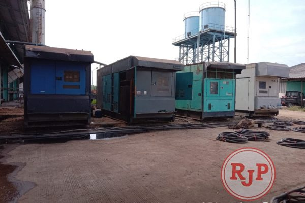 Rental Genset Parallel Kalimantan