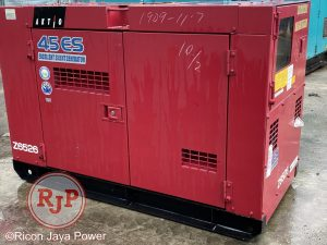 Sell Genset Silent Denyo 45ES