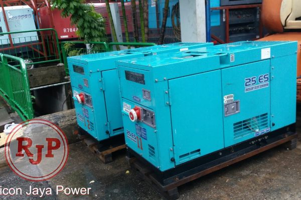 Sell Small Genset Denyo 25ES