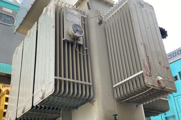Transformer 2000 kVA 440V-6600V
