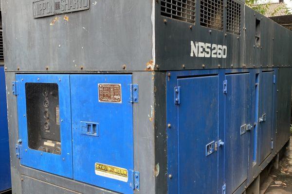 Sewa Genset NES 260 kVA